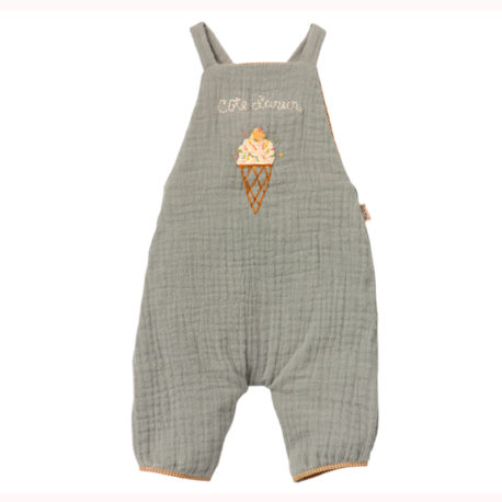 salopette maileg barboteuse 16-1420-01 overall size 4