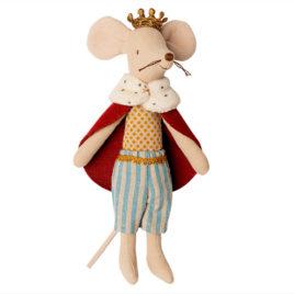 SOURIS Maileg Roi – King mouse 15 cm Micro