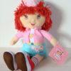 poupée charlotte aux fraises 2005
