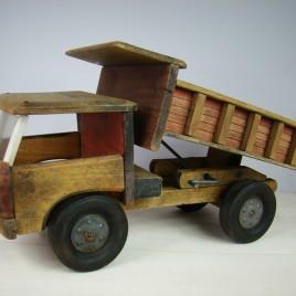 DEJOU camion benne 1960s