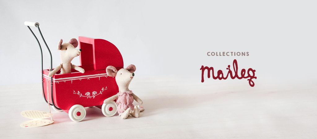 Maileg boutique Dolls Blebys PM