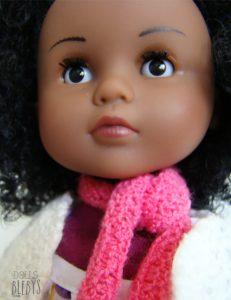 cécile poupée chérie corolle de 2008