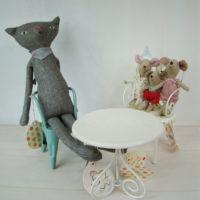 mobilier doudous et poupées MAILEG