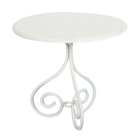 Table de jardin Maileg blanche