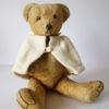ours 1950 avec son manteau