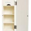 réfrigérateur MAILEG en bois blanc