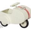 scooter maileg métal blanc