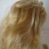 my child mattel cheveux blonds longs