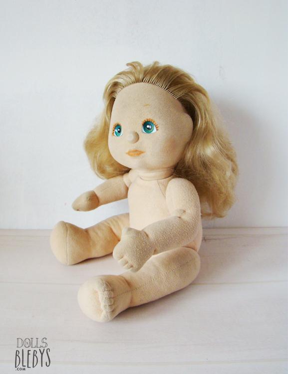 My child mattel mon enfant 1985 blebys - Peche a peau lisse ...