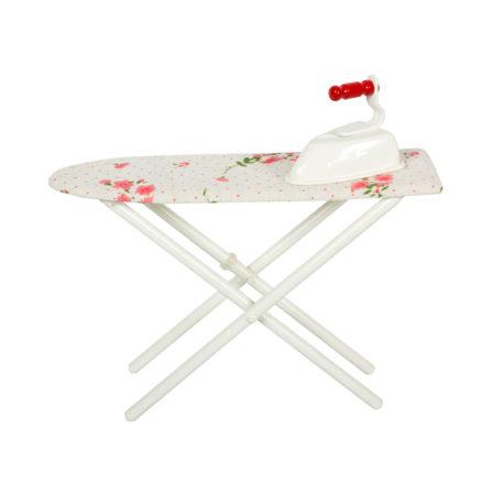 Table repasser maileg pliante livr e avec son fer - Table a repasser avec fer integre ...