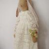 MAILEG robe de mariée présentée sur Lapin Nurse