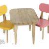 table et chaises MAILEG en bois