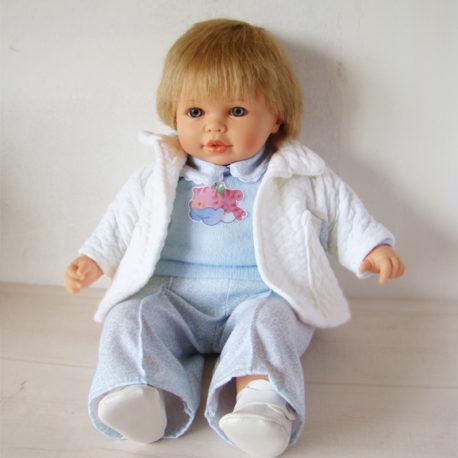 poupon poupée style reborn 48 cm