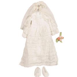 robe de mariée Maileg pour lapin medium