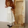 SASHA doll avec sa boîte