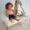 Meuble de poupées CANAPE