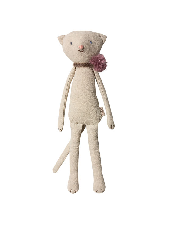 MAILEG mini chat fille 25 cm