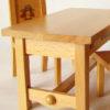 meubles bois poupées