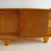 vintage mobilier de poupées bois 1950