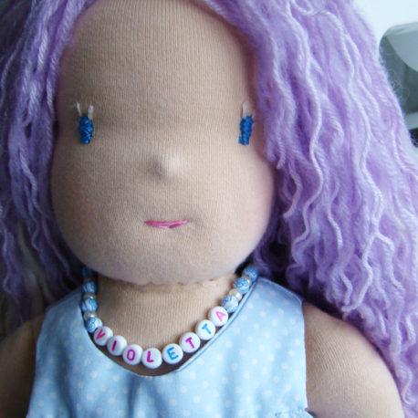 waldorf poupée Violetta Réservée