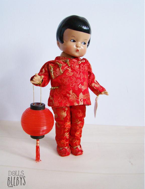 PATSY orientale poupée américaine de 1994