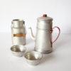DINETTE 1960 cafetière pot à lait bols