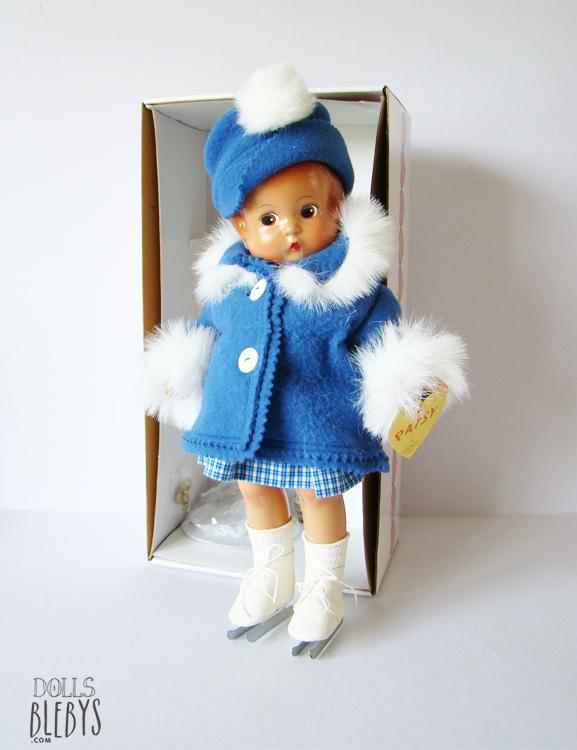 Effanbee Patsy Winter