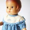 poupée PATSY EFFANBEE WINTER Hiver bleu