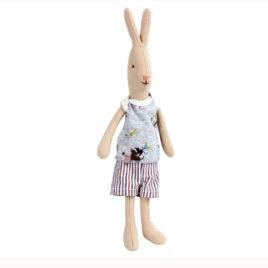 mini lapin MAILEG mini rabbit boy