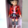 poupée asiatique colle capucine 33 cm