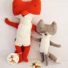 maileg-renard-roux-33-cm-et-petit-loup-gris-22-cm-maileg