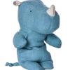 rhino-maileg-22-cm-bleu-safari-friends-little-rhino