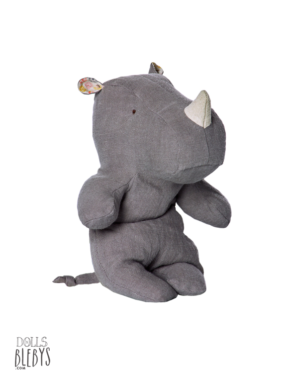 rhino-maileg-gris-22-cm-safari-friends