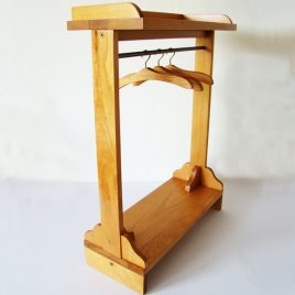 penderie bois moulin roty comme neuve