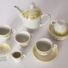 dinette ancienne porcelaine