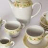 dinette ancienne vintage porcelaine