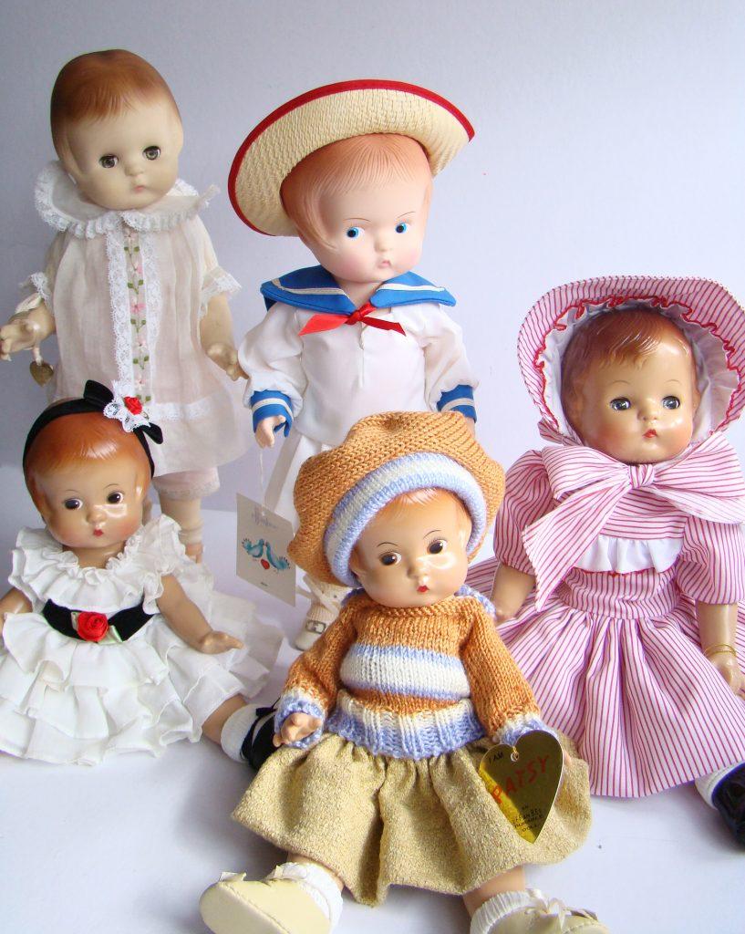 PATSY dolls poupees patsy