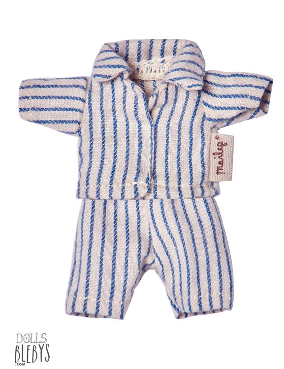 maileg pyjama micro pour lapins ou souris micro