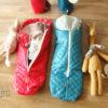 doudous maileg camping sacs de couchage