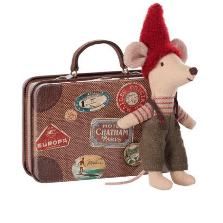 maileg souris avec valise