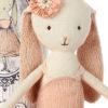 danseuse Maileg Bunny avec tube