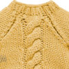 maileg medium pull laine ocre jaune pour doudous lapins