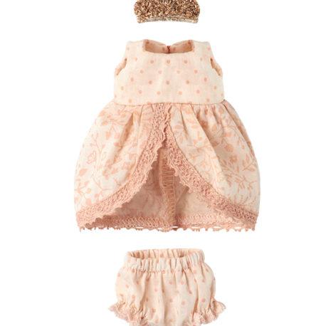 maileg micro robe de princesse MICRO