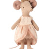 maileg micro robe de princesse pour lapin ou souris MICRO