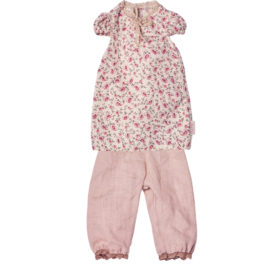maileg pyjama rose medium