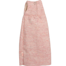 maileg robe en laine rose pour doudous medium