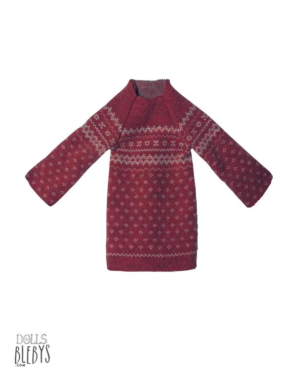 maileg sweater medium chandail pour lapins