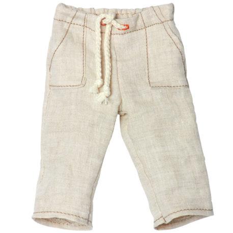 pantalon maileg medium Linnen pants