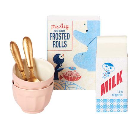 petit dejeuner maileg breakfast set