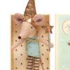 souris fee des dents maileg avec boite tooth fairy in box maileg